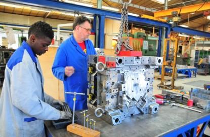 Retour sur le salon industriel Ridy à Auxerre, avec les entreprises de l'Yonne : Boudin, Cavois et Citas