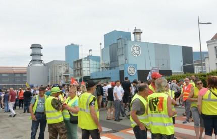 307 emplois sauvés sur 792 prévus chez General Electric à Belfort