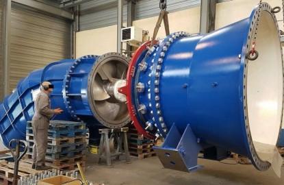 Brèves Lorraine :  Hydro Power Plant, Nestlé Waters, M-Énergies, FVM Technologies, les industries fromagères de la Meuse, Club ETI Grand Est, le Centre International d'Arts Verriers de Meisenthal