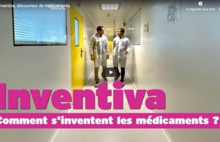 Vidéo - Inventiva, la recherche médicale sur le fil du rasoir