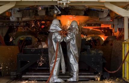 En Moselle, Knauf Insulation inaugure une usine de fabrication de laine de roche, un investissement de 110 millions d'euros