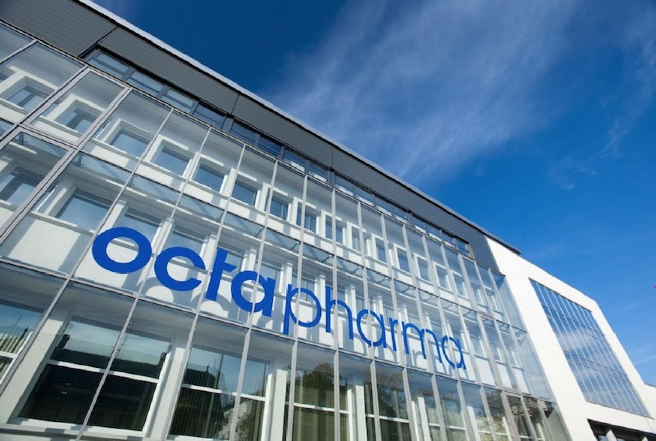 Spécialiste des médicaments des dérivés du sang (issus du plasma), Octapharma engage un plan d'investissement de 85 millions d'€ jusqu'en 2024. © Octopharma