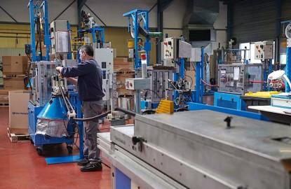 Le groupe Delfingen décroche le label Vitrines Industrie du Futur pour son site historique d'Anteuil, dans le Doubs