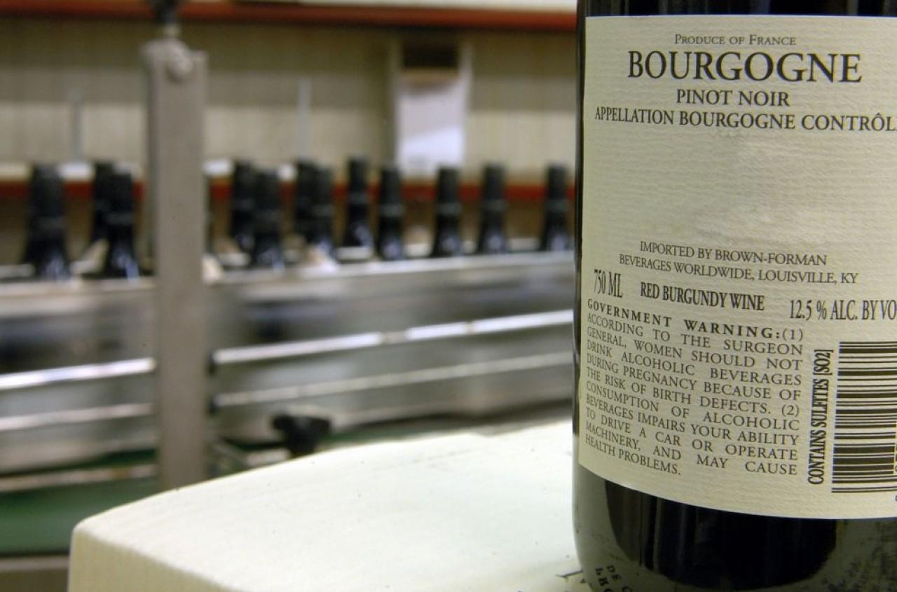 Les Etats-Unis sont de loin le premier marché d'exportation des vins de Bourgogne. © BIVB / Hendrick Monnier