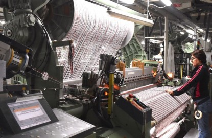 Une filature de lin de retour en France chez l'Alsacien Emanuel Lang