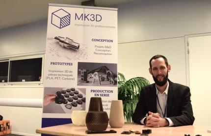 Retour sur la seconde édition des C@next Days à Chalon-sur-Saône avec MK3D, Such-Solutions et ATS
