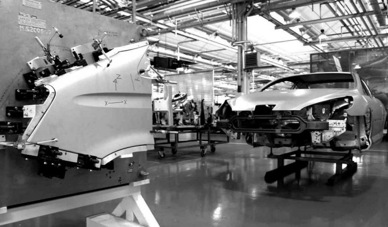 Magnetto Automotive est une division de l'italien CLN Group qui implante à Belfort, sa 5ème usine en France. Elle fournira les pièces de ferrage des sites PSA de Sochaux et Mulhouse. © CLN Group