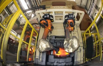 En Haute-Marne, les Forges de Courcelles imaginent l'après vilebrequin des voitures à moteur thermique dont elles sont le premier producteur en France