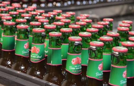 Kronenbourg investit 100 millions d'euros dans son usine d'Obernai, dans le Bas-Rhin