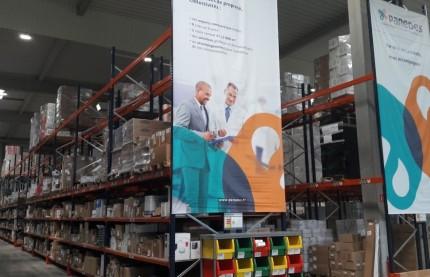 Paredes, Delticom et Inter-Logistic, trois projets de logistique à Ensisheim, à la frontière avec l'Allemagne