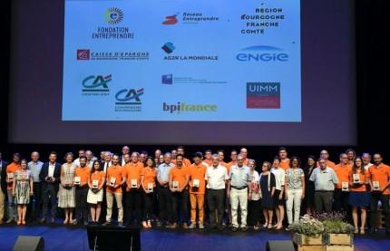 Comptant parmi les 21 entreprises lauréates du Réseau Entreprendre Bourgogne, mYXprεssion oriente les malades de polyarthrite rhumatoïde vers la meilleure biothérapie