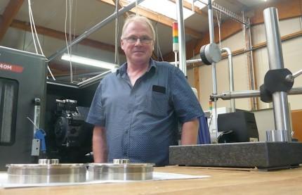 Histoire d'une transmission : MGO fait un premier gros investissement à Gray, l'un de ses ateliers avec Varanges en Côte-d'Or