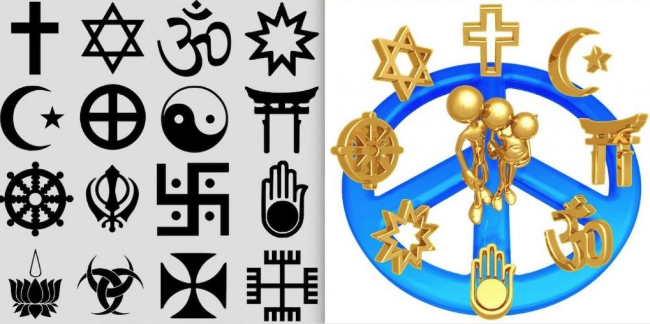 Les signes religieux ne doivent pas être portés de manière ostentatoire. © Wikipédia.