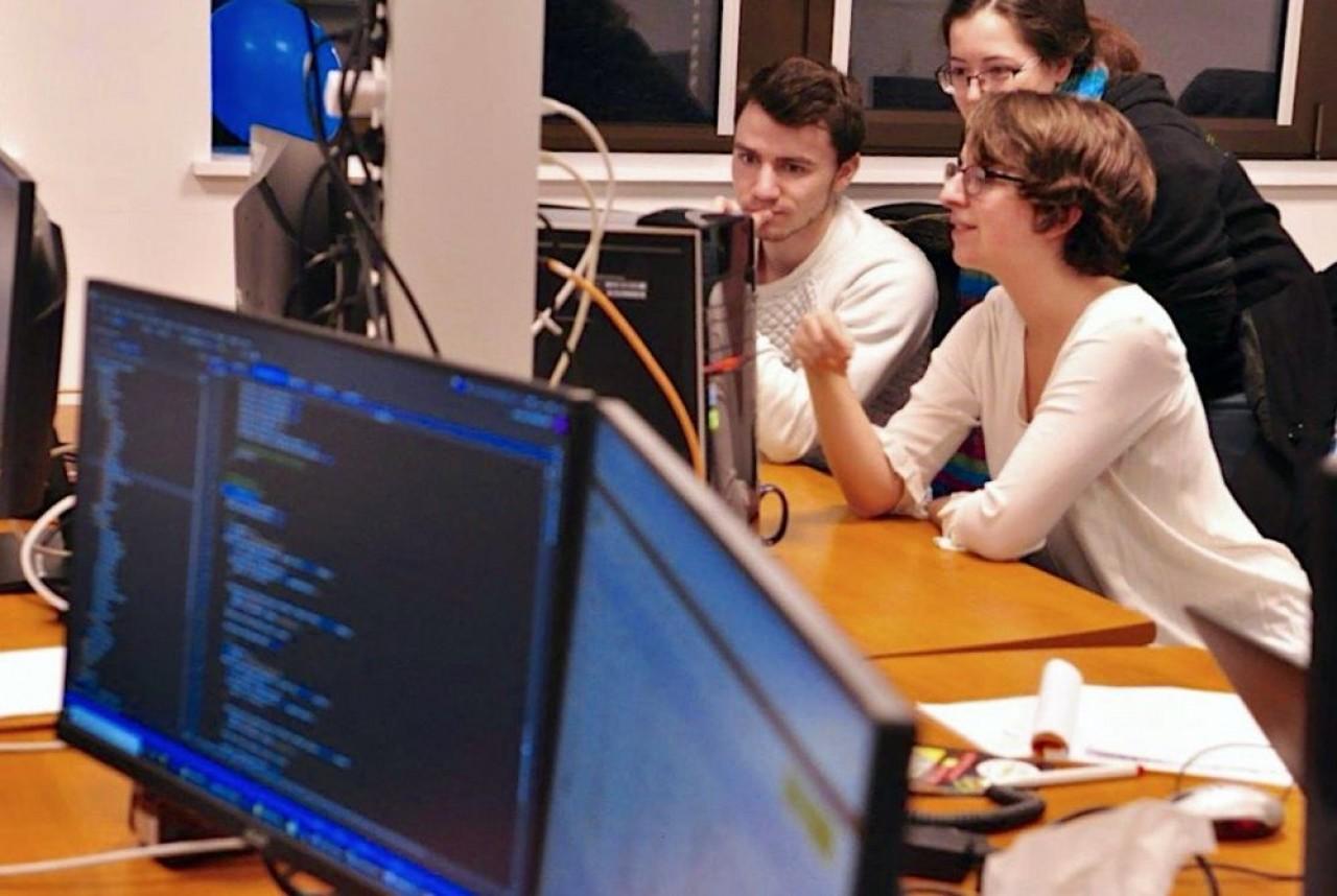 Arketeam emploie une trentaine de personnes au siège de Vandœuvre-lès-Nancy. 91 au total avec l'acquisition fin 2019 d'AddenDa Software en Ile-de-France. © Philippe Bohlinger