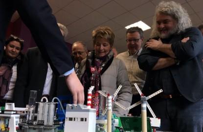 Dijon, Belfort, Auxerre : les collectivités locales de  Bourgogne - Franche-Comté investissent dans l'hydrogène