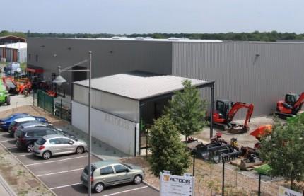 Brèves Alsace : Altodis, Hager, MackNeXT, aciérie de Kehl, Roppenheim Oulet, Okoté, port de Strasbourg,  EuroAirport, Sentinel