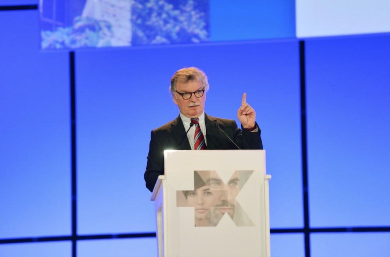 Bruno Duchesne, directeur général de la Banque Populaire de Bourgogne Franche-Comté. © BP BFC.