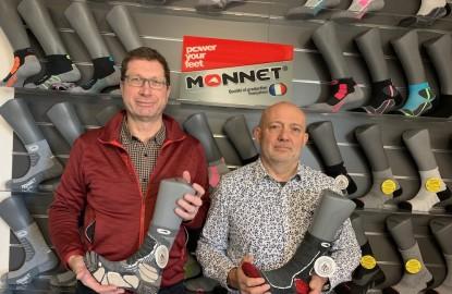 Monnet améliore sa patte auprès des randonneurs et devient Entreprise du patrimoine vivant