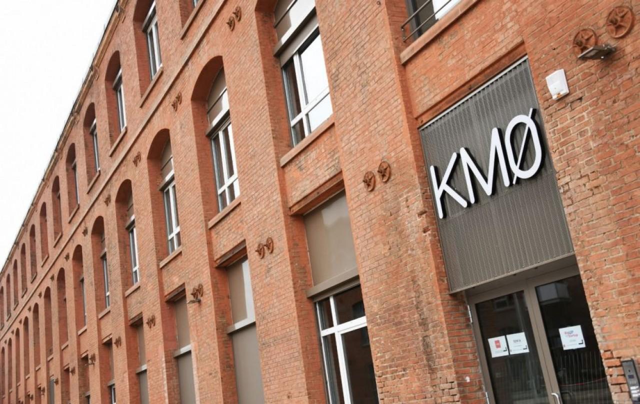 Le village numérique KM0 dans le quartier de la Fonderie à Mulhouse, doit son nom au «kilomètre zéro», point de départ de l'une des premières lignes ferroviaires de France. ©Ville de Mulhouse