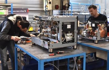 Le fabricant alsacien de machines à café, Reneka, à la reconquête du marché français