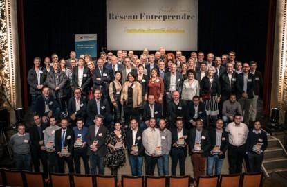 Les 13 lauréats 2019 de Réseau Entreprendre® Franche-Comté