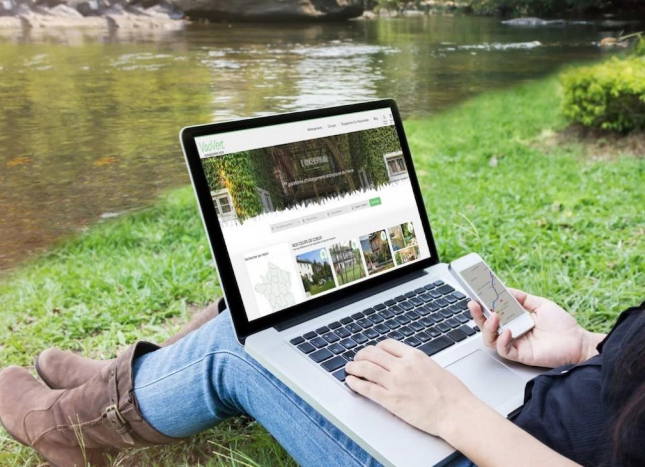 VaoVert qualifie l'engagement éco-responsable des hébergements touristiques en 90 critères. © VaoVert