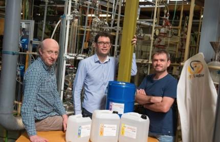 Dans l'Est, des entreprises qui reconvertissent leur outil de production pour faire du gel hydroalcoolique