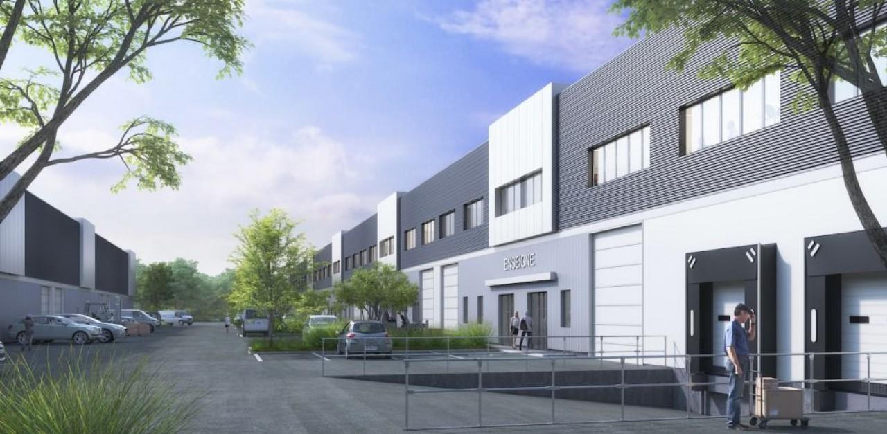 Le plus important programme mixte en cours de construction, le parc d'entreprises Innovespace réalisé par le promoteur Alsei dans la zone d'activité Cap Nord, comprenant 9.600 m² de locaux d'activités, pas moins de 2 000 m2 de bureaux et 1 000 m2 de servi