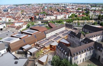 Elections municipales 4/4 : La cité de la gastronomie et du vin de Dijon, un projet à rediscuter