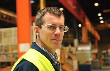 Chef d'entreprise et candidat aux municipales 3/4 : Franck Muratet, sur la liste de Mathieu Klein, le candidat socialiste à Nancy
