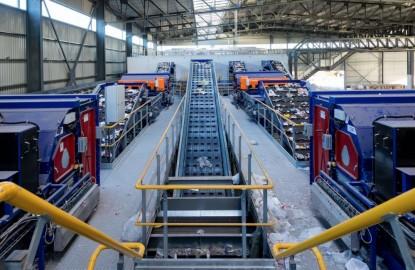 Avec un investissement de 15 millions d'euros à Epinal, l'alsacien Schroll fait entrer les déchets dans l'ère high-tech