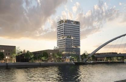 Elections municipales 2/4 : Deux-Rives à Strasbourg, un projet urbain qui prend de la hauteur… pour l'instant