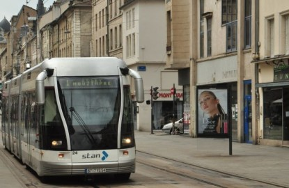 Elections municipales 1/4 : Le futur tramway anime la campagne à Nancy