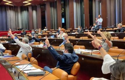 La Région Bourgogne-Franche-Comté se déchire sur les modalités d'exercice de la démocratie sous Covid-19