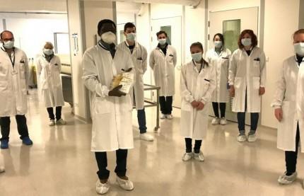Christophe Bésiers, directeur de l'EFS de Bourgogne-Franche-Comté : « Le plasma pourrait être le premier traitement ayant fait la preuve de son efficacité »
