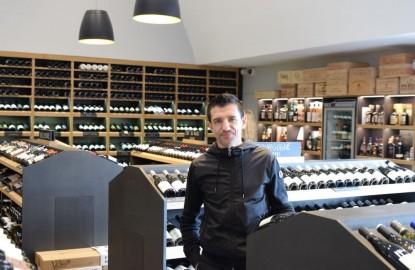 Vin : la clé de voûte de Caves Carrière à Dijon s'appelle Éric Carrière