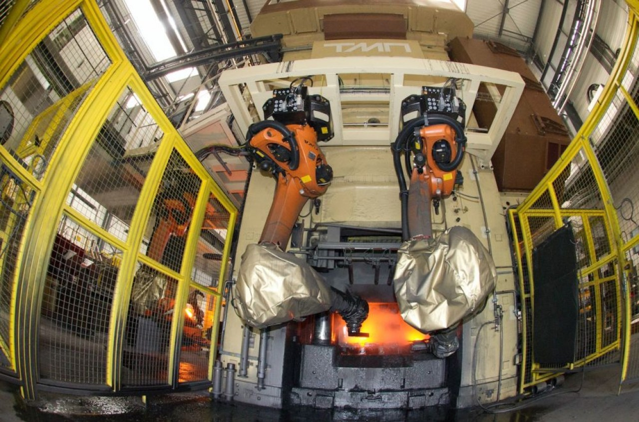 Entre poursuite de l'activité ou chômage partiel, mesures de protection suffisantes, droit de retrait  : les entreprises demeurent sur le qui vive. © Forges de Courcelles.