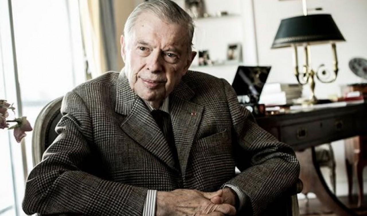 Robert Poujade a été maire de Dijon de 1971 à 2001, président du conseil départemental de la Côte-d'Or de 1982 à 1988 et député de 1967 à 2002 (sauf une mandature en 1981). © DR