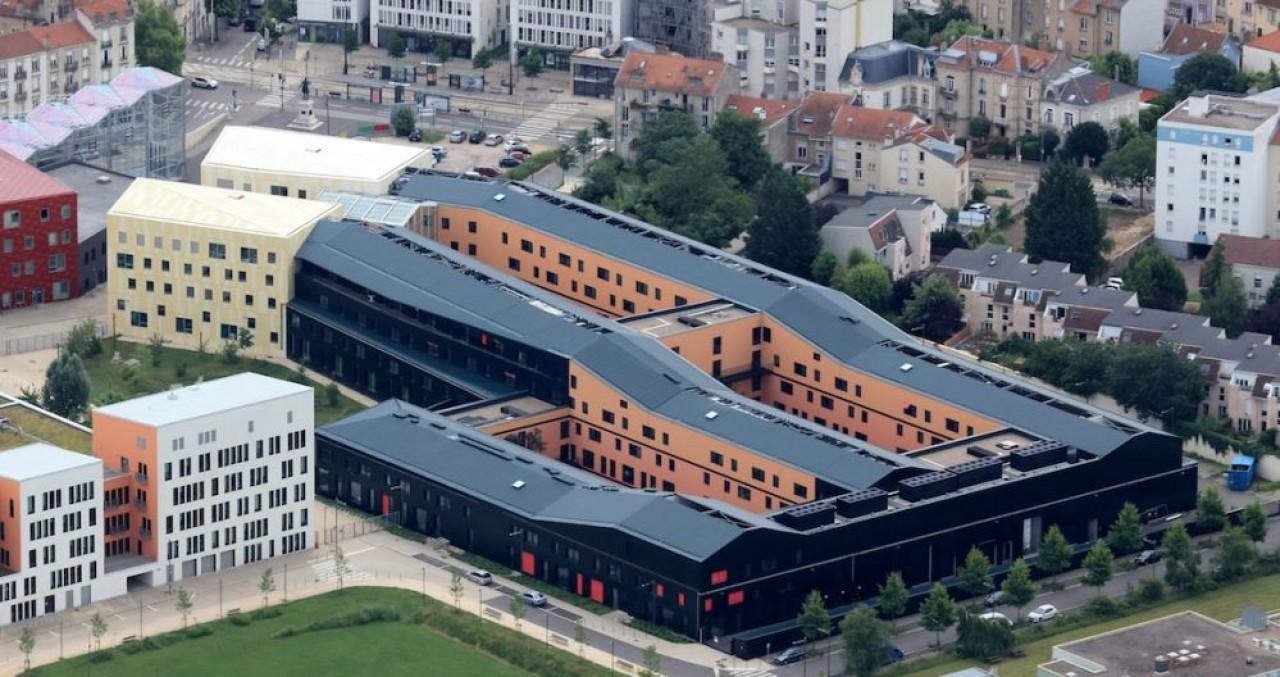 Rondol est installée dans les locaux de l'Institut Jean Lamour à Nancy, un laboratoire de recherche CNRS-Université de Nancy. © Solorem