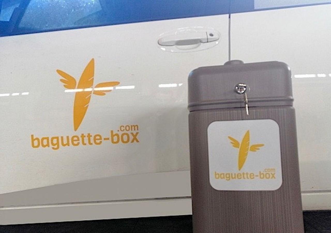La crise du Covid-19 a eu un effet booster sur Baguette Box, créée il y a un an, qui propose la livraison du pain à domicile.