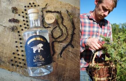 Dans le Doubs, Distillerie Heima sublime les plantes sauvages et passe du gin à la vodka