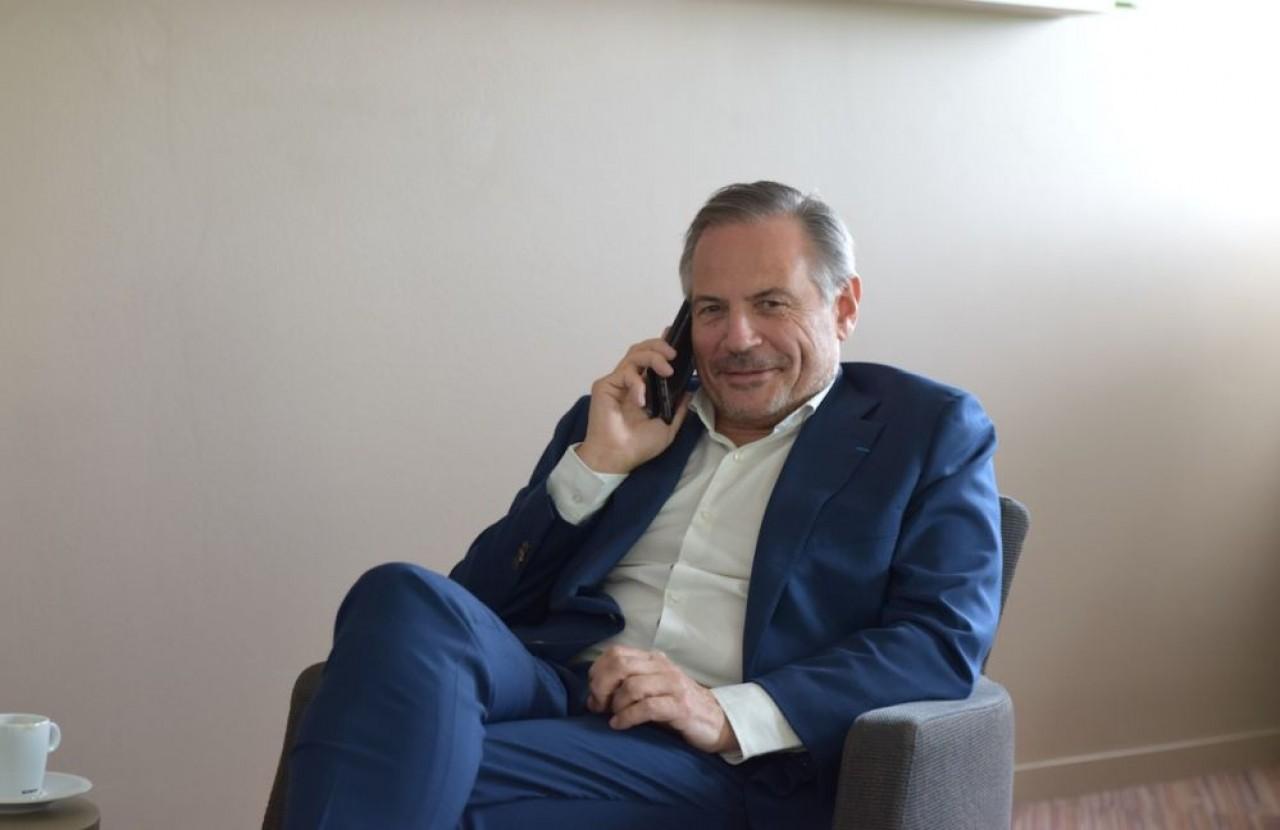 Pascal Gautheron, fondateur et dirigeant du groupe Fimadev, constitué progressivement à partir de 1988. © Traces Ecrites