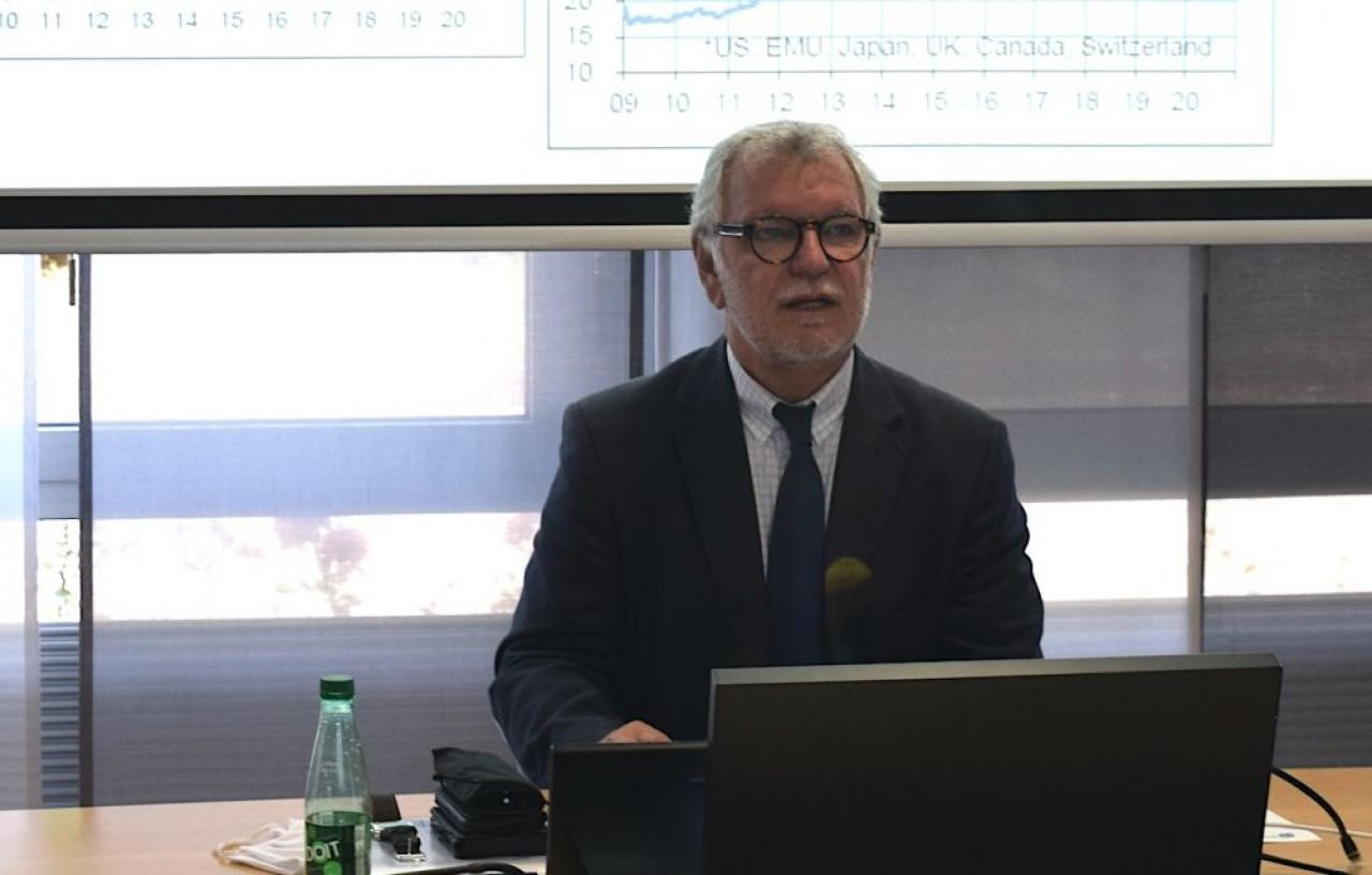 Bruno Duchesne, directeur général de la Banque Populaire de Bourgogne - Franche-Comté. © Traces Ecrites