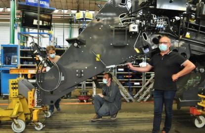 Comment les usines Claas France de Woippy se sont réorganisées pour répondre aux besoins agricoles malgré le Covid-19