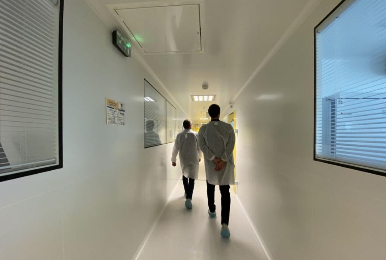 Inventiva prépare son introduction au NASDAQ pour financer la phase III du développement de son candidat-médicament qui consiste à en étudier l'efficacité sur un millier de patients. © Inventiva