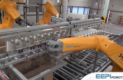 En Alsace, Christophe Huck fait émerger un pôle de PME de robotique