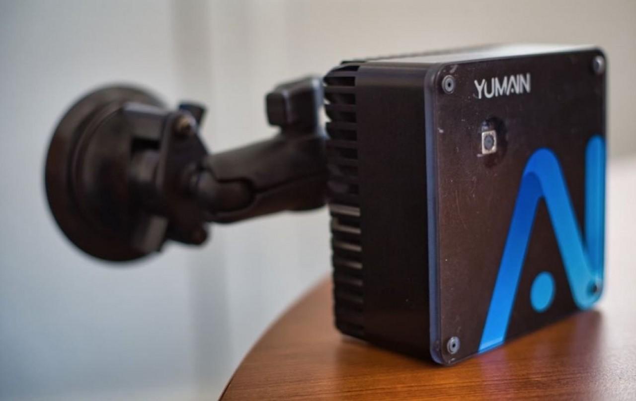 Yumain a développé une approche spécifique de l'intelligence artificielle, capable d'auto-apprendre les images utiles à son application. ©Yumain