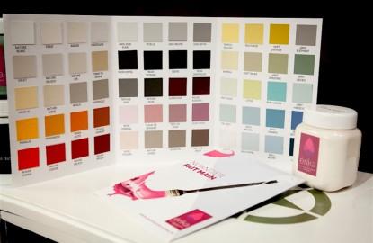 La PME alsacienne LCTP veut développer sa marque de peinture Erika au niveau national