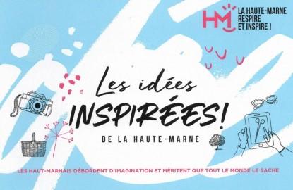 Concours Idées Inspirées : la Haute-Marne en quête d'initiatives