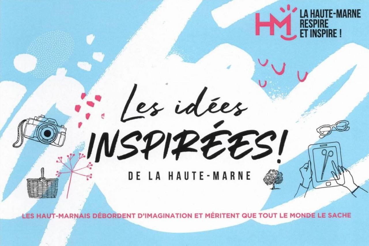 Le grand public, même s'il en réside pas en haute-Marne, veut voter pour son projet favori sur la plateforme dédiée Les Idées Inspirées.